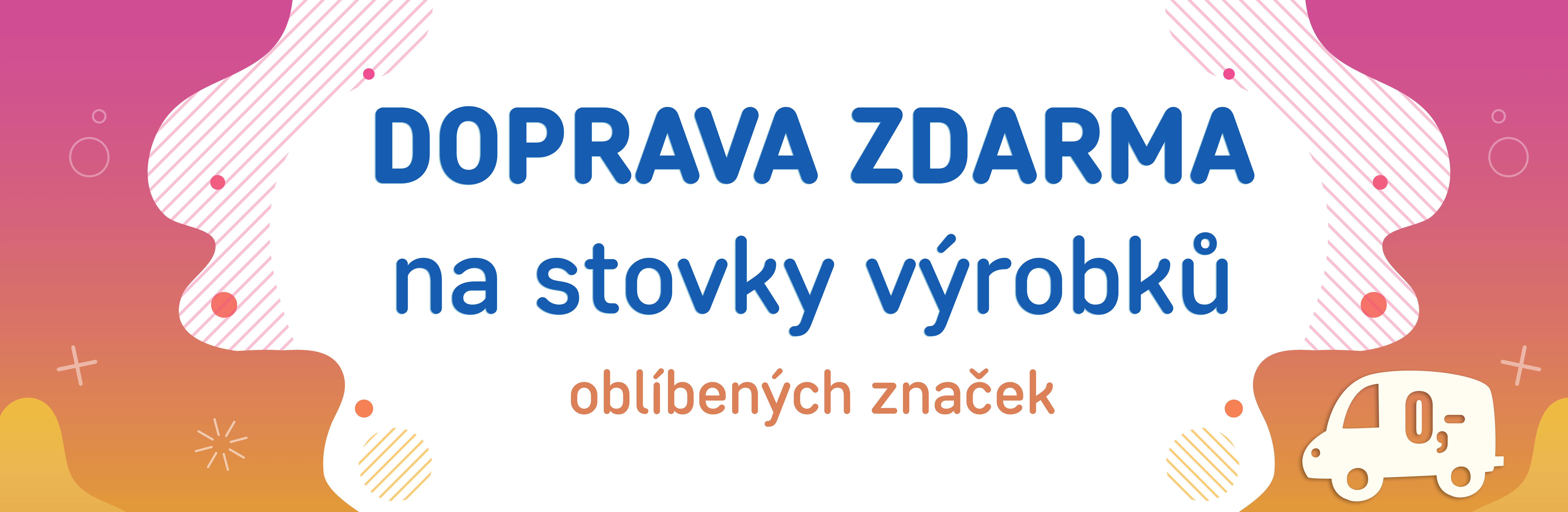 Doprava zdarma_feedo_cz