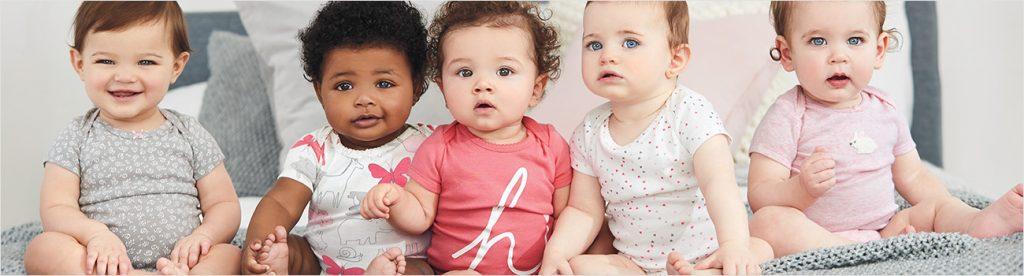 Dětské oblečení Carter's