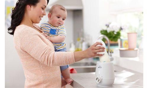Jak vybrat ohřívač dětských lahví