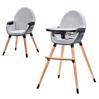 2v1 jídelní židlička_kinderkraft