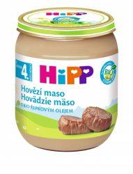 Hipp Masový příkrm - hovězí maso