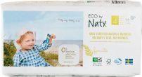 NATY NATURE BABYCARE 4 MAXI, 44 ks (7-18 kg) ECONOMY PACK - jednorázové pleny