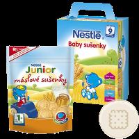 Nestle-susenky