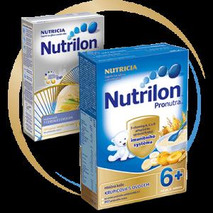 Nutrilon-kase