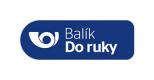 Ceska posta - balik do ruky - logo