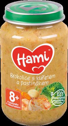 Mäsovo-zeleninové príkrmy
