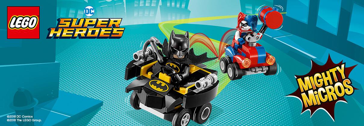 LEGO DC Superhero