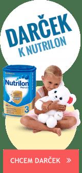 Nutrilon/Hami + medvídek