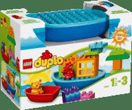 LEGO DUPLO Sada pre batoľatá - Postav si loďku