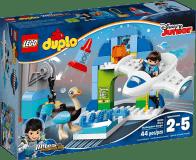 LEGO® DUPLO Miles Milesův hangár pre jeho vesmírnu loď Stellu