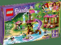 LEGO® FRIENDS Základňa záchranárov v džungli