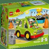 LEGO DUPLO Pretekárske auto