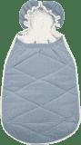 LODGER Fusak Mini-Bunker Fleece – Steel-grey