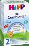 4x HiPP 2 BIO Combiotik (600g) - dojčenské mlieko