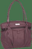 BABYMOOV Přebalovací taška s podložkou Glitter Bag Cherry