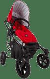 Valco SNAP Ultra Šport BLACK kočík červená / červená