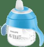 AVENT Hrneček pro první doušky Premium 200 ml - modrá