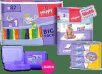 BELLA HAPPY - štartovací balíček s darčekom