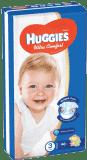 HUGGIES® Ultra Comfort 3 (46 ks) - jednorázové pleny