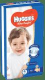 HUGGIES® Ultra Comfort 4 (42 ks) - jednorazové plienky