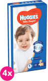 HUGGIES® Ultra Comfort 4 (168 ks) - jednorázové pleny
