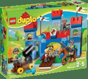 LEGO DUPLO Veľký kráľovský hrad