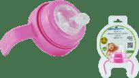 PACIFIC BABY Savička Handle set PACIFIC BABY 9m+ Růžová