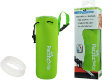 PACIFIC BABY Termoobal PACIFIC BABY + ochrana lahve Zelený