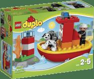 LEGO DUPLO Hasičský čln