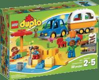 LEGO DUPLO kempovací dobrodružstvo