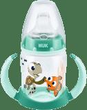 NUK First Choice Fľaša na učenie Disney DORY, silikón, 150 ml – zelená