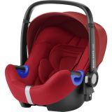 RÖMER Autosedačka BABY-SAFE i-SIZE Bundle (0-13 kg), Flame Red 2017