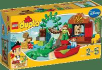 LEGO® DUPLO Peter Pan prichádza