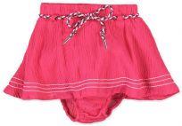 BOBOLI Sukně s kalhotkami, vel. 92 cm - tmavě růžová, holka