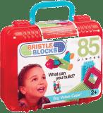 BRISTLE BLOCKS Stavebnica 85 ks v kufríku