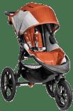 BABY JOGGER Kočík Summit X3 - Orange / Gray