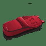 CYBEX Fusak pro kočárky červená