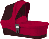 CYBEX Korba Carry Cot M Infra Red 2017