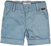 BOBOLI Společenské šortky, vel. 86 cm - modrá, kluk