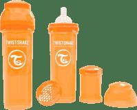 TWISTSHAKE Antikoliková láhev 330ml Oranžová