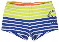 BOBOLI Plavky, pruh, vel. 104 cm - zelená, kluk