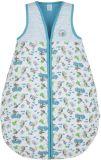 G-MINI Premium Śpiworek do spania Wilk A (90 cm) – niebieski