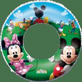 BESTWAY Nafukovací kruh - Disney Mickey Mouse a Minnie, 56 cm (Premium klub)