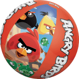 BESTWAY Nafukovacia lopta - Angry Birds, 51 cm (Premium klub)