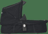 PATRON Figo Lůžko hluboké se střechou – Černé