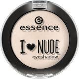 ESSENCE Očné tieneI Love Nude 01 (Feedo klub)