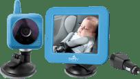 BAYBY Digitálna video opatrovateľka do auta aj do domácnosti