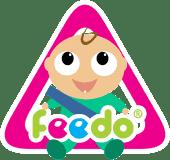 FEEDO Výstražná samolepka na auto – chlapček (Feedo Klub)