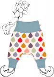 AVANI Drops kalhoty (vel. 62) - béžová