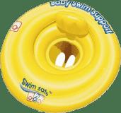 Bestway Nafukovací baby sedací kruh s operadlom, priemer 69 cm